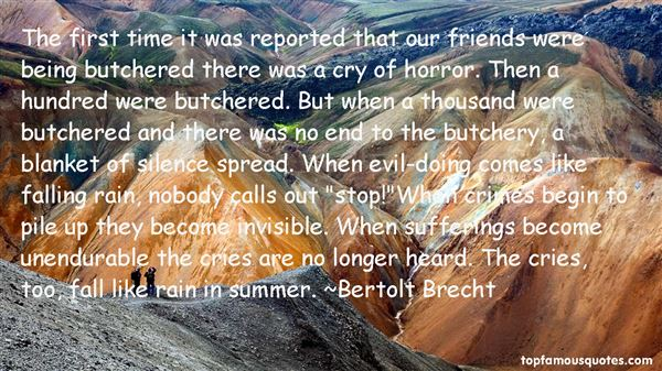 Quotes About Cries