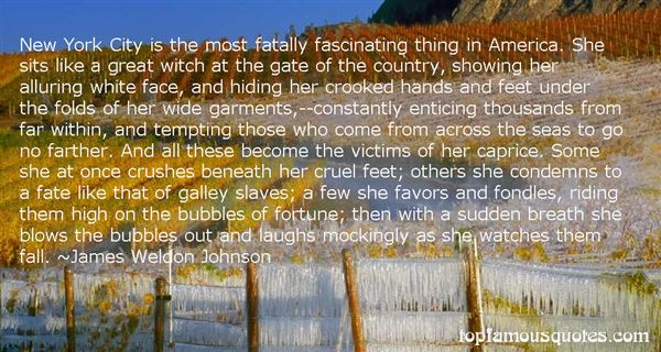 Quotes About Cruel Fate