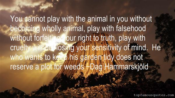 Quotes About Cruelty