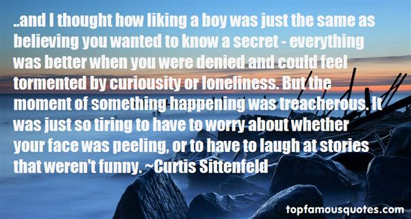 Quotes About Curiousity