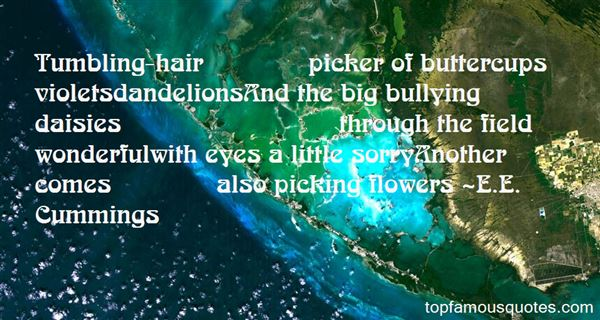 Quotes About Dandelion Flower