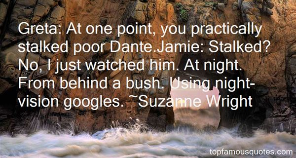 Quotes About Dante