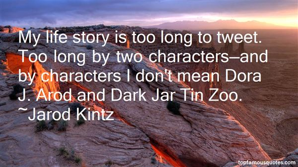 Quotes About Dark