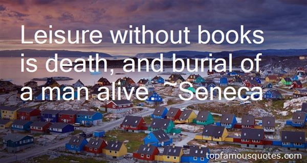 Quotes About Death And Burial