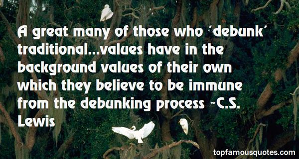 Quotes About Debunk