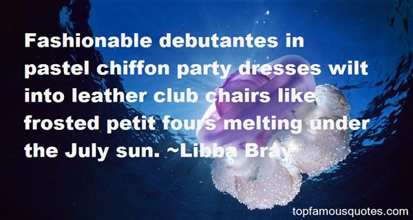 Quotes About Debut Party