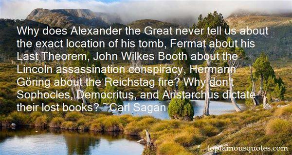 Quotes About Democritus