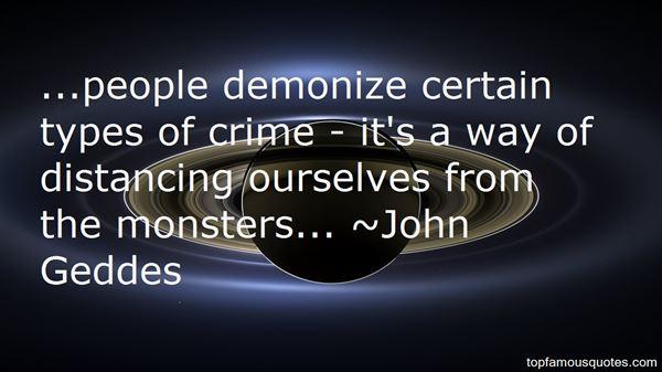 Quotes About Demonize