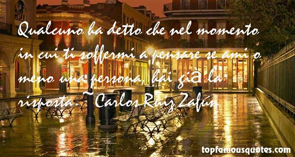 Quotes About Detto