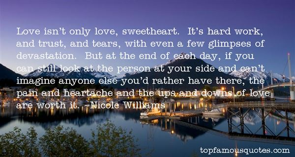 Quotes About Devastation In Love