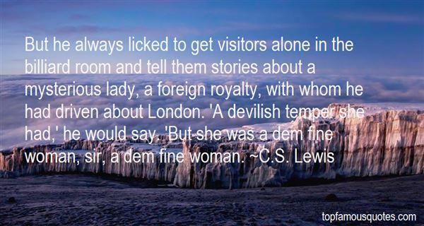 Quotes About Devilish Woman