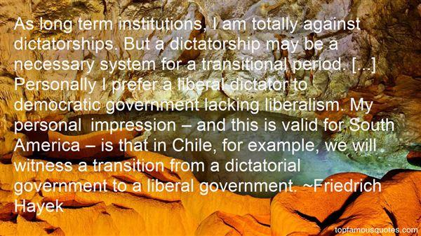 Quotes About Dictatori