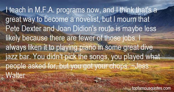 Quotes About Didion