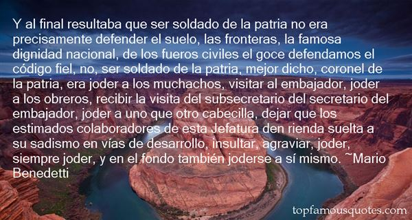 Quotes About Dignidad