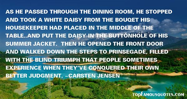 Quotes About Dining Experience