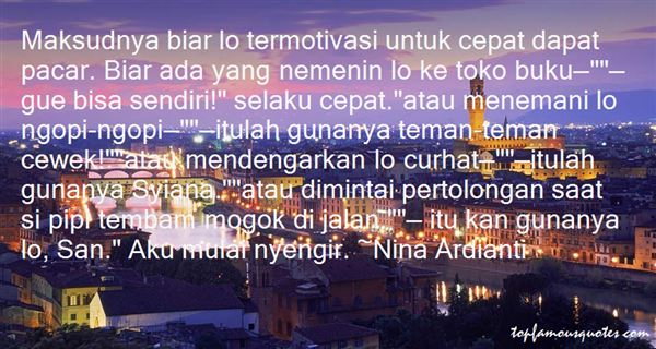Quotes About Diri