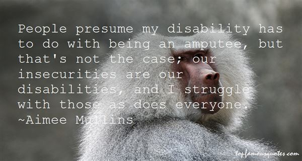 Quotes About Disabilities