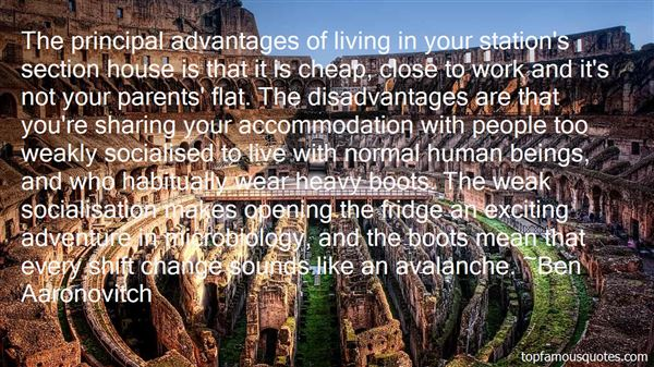 Quotes About Disadvantage