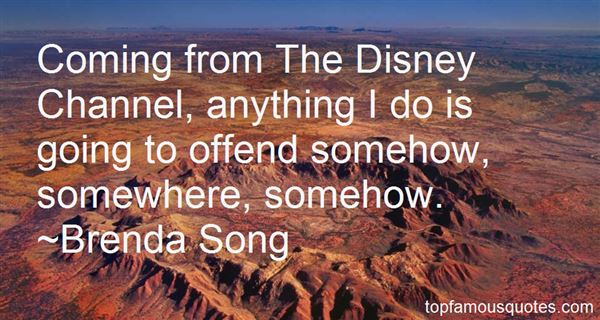 Quotes About Disney Channel