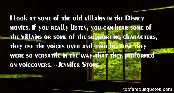 Quotes About Disney Villains