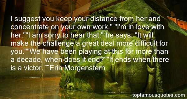 Quotes About Distance And Love