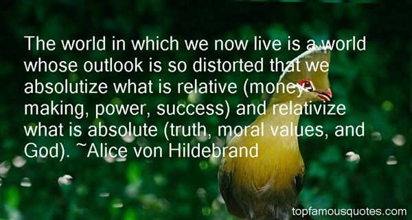 Quotes About Distorted Truth