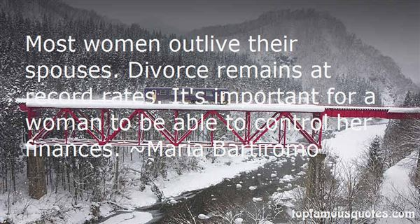Quotes About Divorce Rates