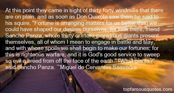 Quotes About Don Quixote