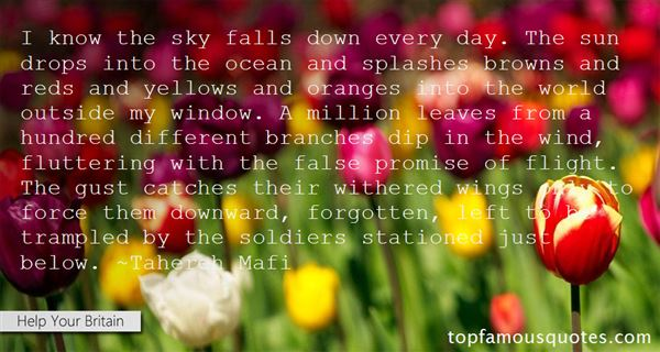 Quotes About Drops In The Ocean