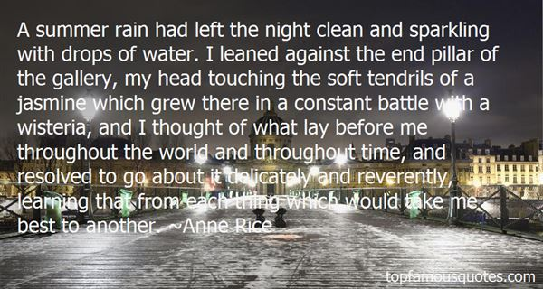 Quotes About Drops Of Water
