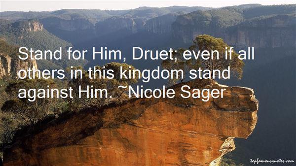 Quotes About Druet