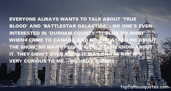 Quotes About Durham