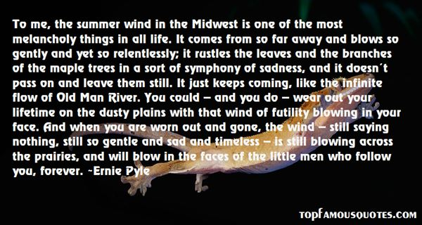 Quotes About Dust In The Wind