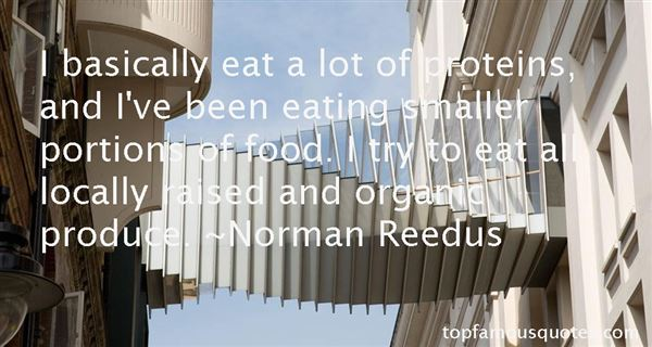 Quotes About Eating Locally