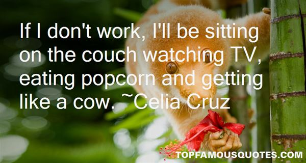 Quotes About Eating Popcorn