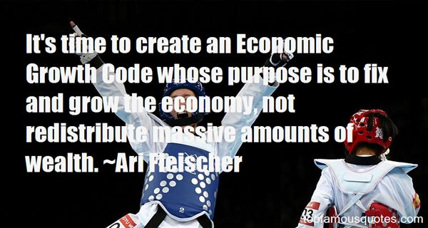 Quotes About Economic Growth