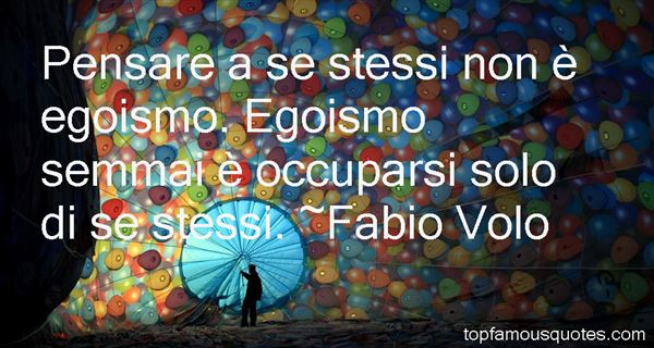 Quotes About Egoismo