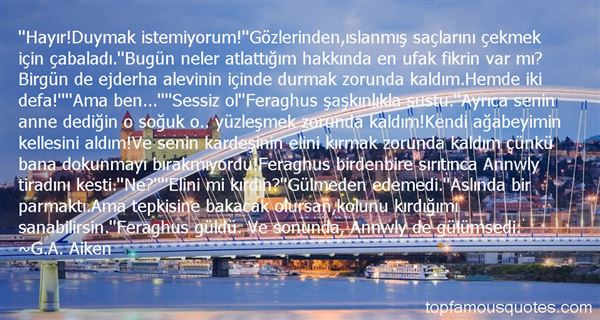 Quotes About Ejderha
