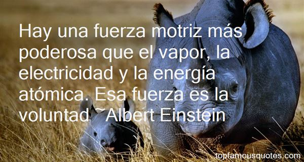 Quotes About Electricidad