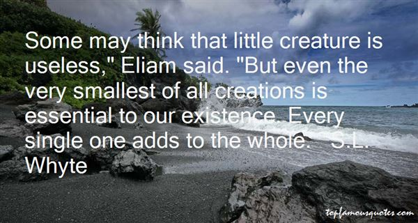 Quotes About Eliam