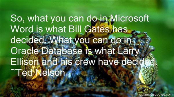 Quotes About Ellison
