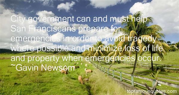 Quotes About Emergencies