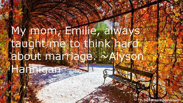 Quotes About Emilie