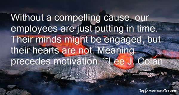 Quotes About Employee Motivation