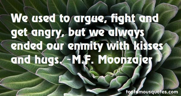 Quotes About Enmity