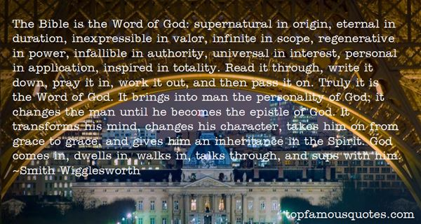 Quotes About Epistle