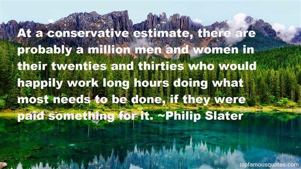 Quotes About Estimate