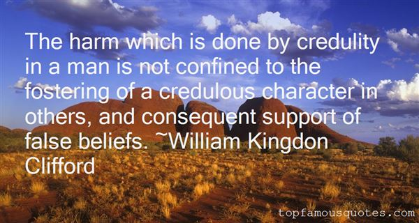 Quotes About False Beliefs