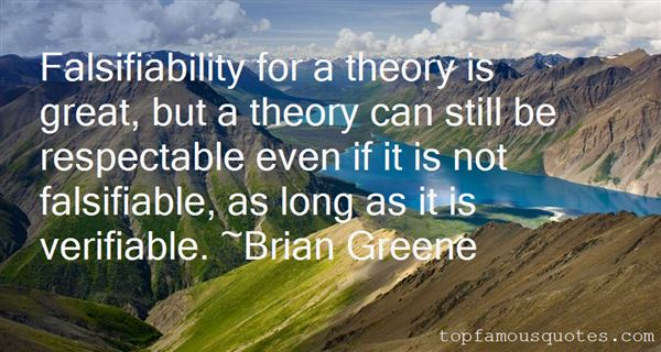 Quotes About Falsifiability