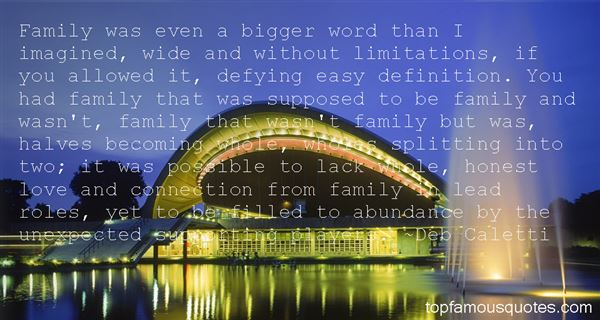 Quotes About Family Splitting Up
